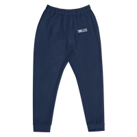 The Classic Timeless Joggers / White / Blue