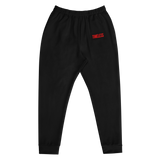 The Classic Timeless Joggers / Red / Black