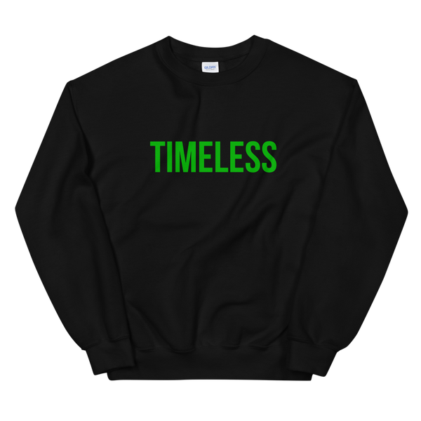 The Classic Timeless Sweatshirt / Green