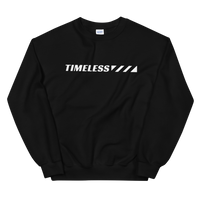 The Timeline Sweatshirt / White