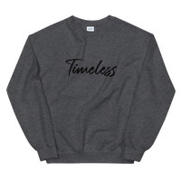 The Signature Sweatshirt / Black