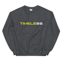 T2 Sweatshirt / Yellow / White