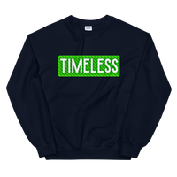 Remixed Timeless Sweatshirt / Green