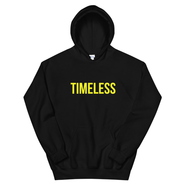 The Classic Timeless Hoodie / Yellow