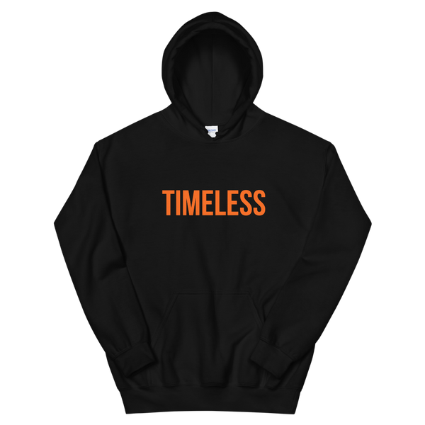 The Classic Timeless Hoodie / Orange