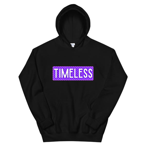 Remixed Timeless Hoodie / Royalty