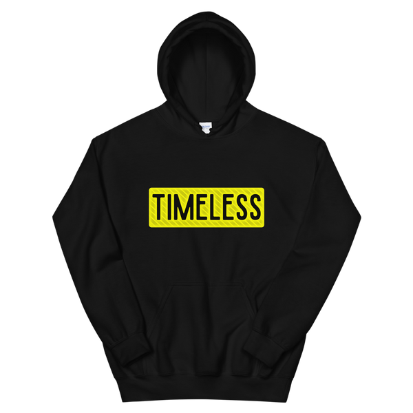Remixed Timeless Hoodie / Yellow