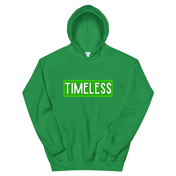 Remixed Timeless Hoodie / Green