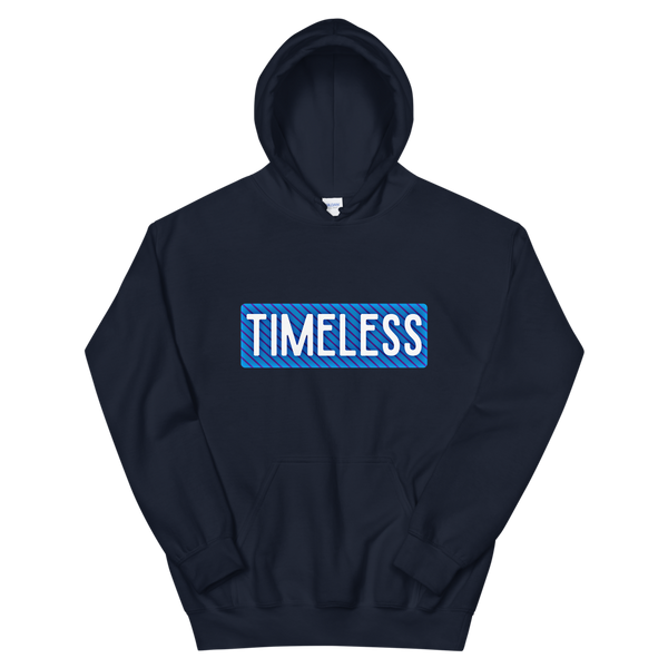 Remixed Timeless Hoodie / Blue
