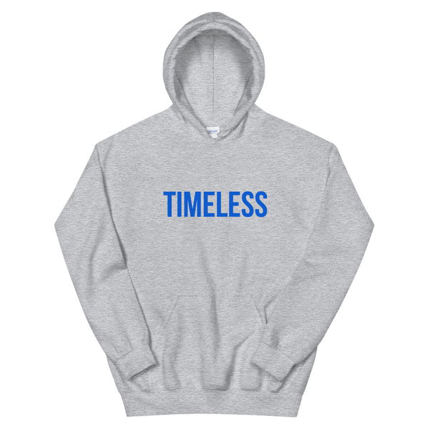 The Classic Timeless Hoodie / Blue