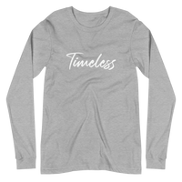 The Signature Long Sleeve Tee / White