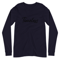 The Signature Women's Long Sleeve Tee / Black