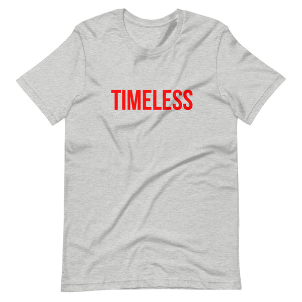 The Classic Timeless T-Shirt / Red