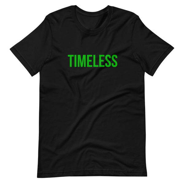The Classic Timeless T-Shirt / Green