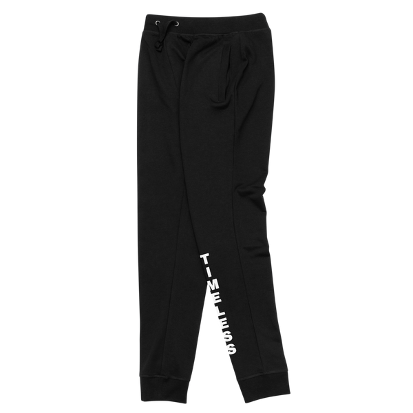 The Classic Timeless slim fit joggers / White