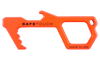 Neon Orange SafeTouch® Hygiene Multi-Tool