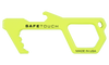Neon Yellow SafeTouch® Hygiene Multi-Tool