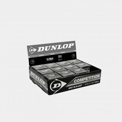Dunlop Competition Single Dot Carton