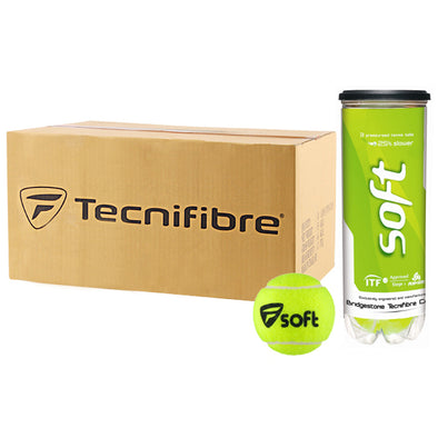 Tecnifibre TF Soft (Green) 3B (6 Dozen) Carton