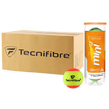 Tecnifibre TF Mini (Orange) 3B (6 Dozen) Carton