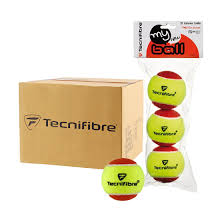 Tecnifibre TF My New Ball 3B (6 Dozen) Carton