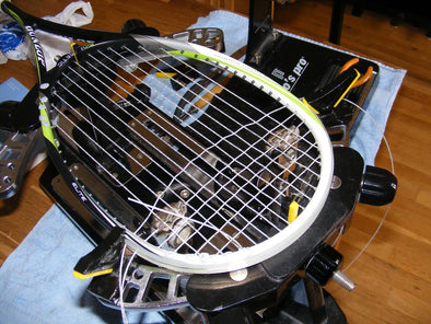 Restringing: Restring Your Badminton, Squash & Tennis Rackets