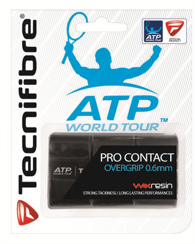 Tecnifibre Pro Contact Overgrip 3 Pack