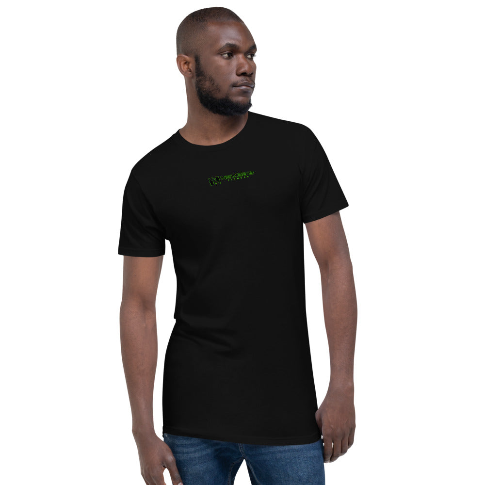 Long Length Fitted Tee