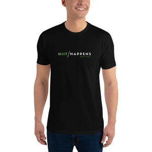 HIIT Happens Fitted Tee