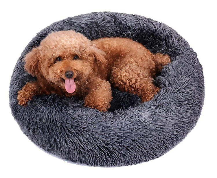 ComfyCalming™ Dog Bed