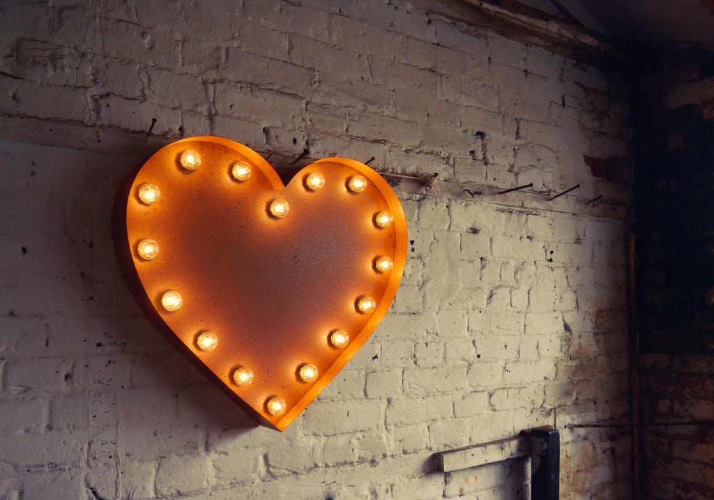 Shape Heart Light