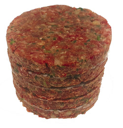 HIGH PROTEIN BEEF BURGER 200G (5 pcs)