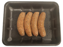 BLACK BEER PORK SAUSAGE (est 0.425 kg)