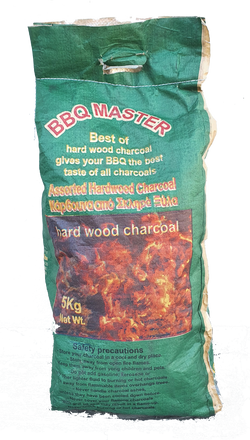 HARD WOOD CHARCOAL(5KG)