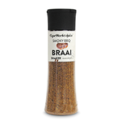 CAPE HERB AND SPICE SMOKY BBQ SEASONING 390GR