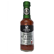 FYNBOS SMOKEY HOT AND SWEET SAUCE 130GR