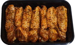 CHICKEN WINGS MARINATED (est 0.850 kg)
