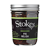 STOKES FIG RELISH 250GR