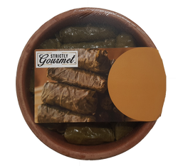 STUFFED VINE LEAVES(KOUPEPIA) (est.0.700KG)