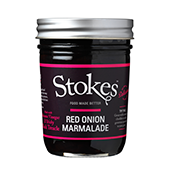 STOKES RED ONION MARMALADE 265GR