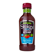 STOKES REDUCED SUGAR KETCHUP 475GR