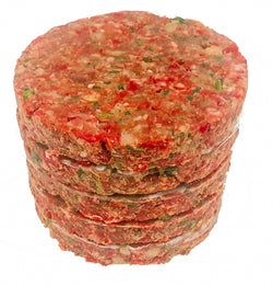 SPICY BEEF BURGER 200G