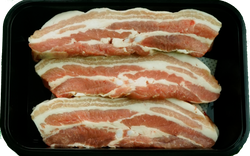 PORK BACON SLICES (est 0.800 kg)