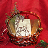 Reindeer Follies Gift Basket