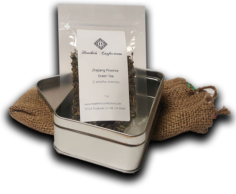 Heather's Marrakesh Mint Tea