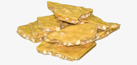 Chili Lime Peanut Brittle