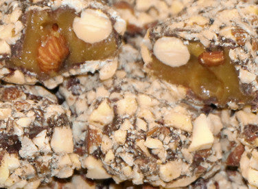 Toffee Bites w/ Almonds