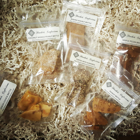 Sampler Pack - A taste of Heather's Confections!