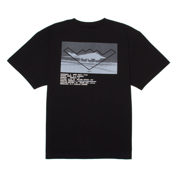 【全4色展開】 Plane Photo Tee - StealthMode
