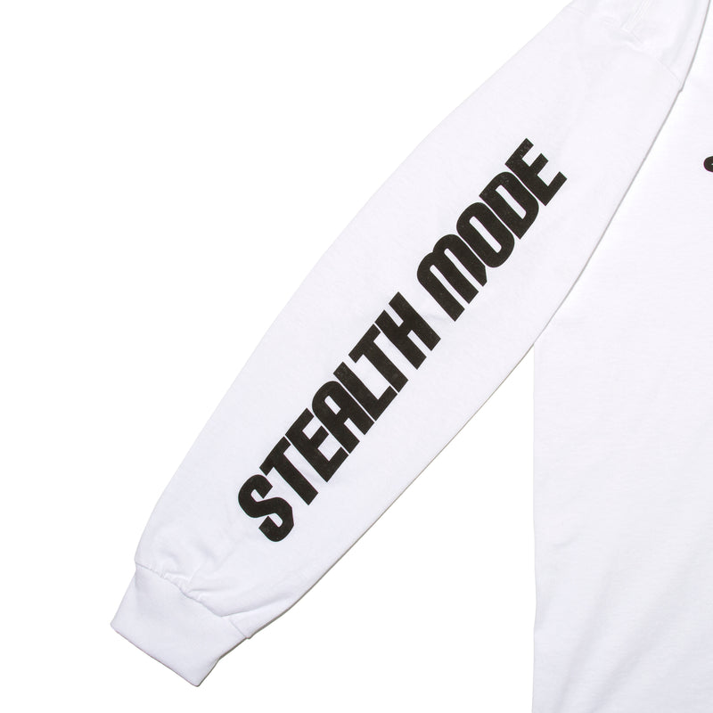 【全4色展開】 Plane Line Long Sleeve - StealthMode